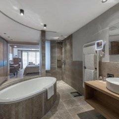 Отель Das Central – Alpine . Luxury . Life 5* Полулюкс с различными типами кроватей фото 6