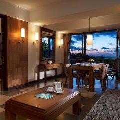 Sun Island Hotel Kuta 4* Номер Делюкс с различными типами кроватей фото 9