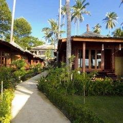 Отель Lipa Bay Resort