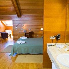 Отель Oca Golf Balneario Augas Santas 4* Стандартный номер с различными типами кроватей