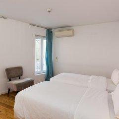 Отель Pateo Lisbon Lounge Suites Португалия, Лиссабон - отзывы, цены и фото номеров - забронировать отель Pateo Lisbon Lounge Suites онлайн комната для гостей фото 5