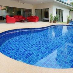 Отель Villa Tortuga Pattaya 4* Улучшенная вилла с различными типами кроватей фото 16
