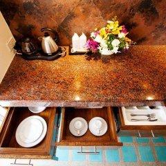 Отель Baan Pron Phateep Номер Делюкс с двуспальной кроватью фото 7