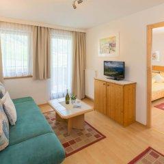 Отель Residence Weisskugel Langtaufers Südtirol Горнолыжный курорт Ортлер комната для гостей фото 3