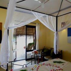 Отель Kuredu Island Resort 4* Бунгало с различными типами кроватей фото 3