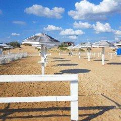 Гостиница Ателика Гранд Меридиан пляж