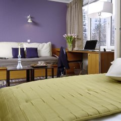 Отель Aparthotel Adagio Porte de Versailles 4* Студия с различными типами кроватей фото 2