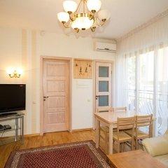 Отель Aparte Lux 3* Апартаменты с различными типами кроватей фото 5
