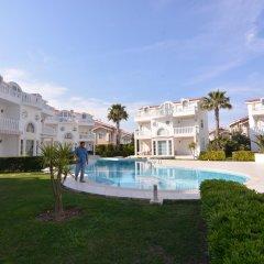 Villa Helios Турция, Белек - отзывы, цены и фото номеров - забронировать отель Villa Helios онлайн бассейн фото 3