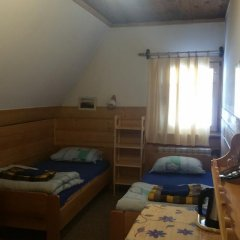 Отель Camping Harenda Pokoje Gościnne i Domki Стандартный номер фото 19