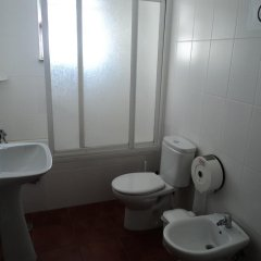 Отель A Toca Do Grilo ванная