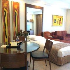 Отель Somerset Chancellor Court Ho Chi Minh City комната для гостей фото 2