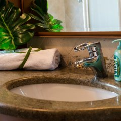 Отель B&B Monte Altore Италия, Региональный парк Colli Euganei - отзывы, цены и фото номеров - забронировать отель B&B Monte Altore онлайн ванная