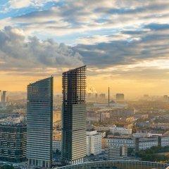 Malliott Moscow City Hotel Стандартный номер с различными типами кроватей фото 14