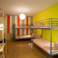 Отель Ericeira Surf Camp 2* Кровать в общем номере двухъярусные кровати фото 6