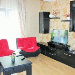 Отель Qeroli Appartment in the center in Avlabari Апартаменты с различными типами кроватей фото 12