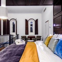 Radisson Blu Plaza Hotel, Helsinki 4* Люкс с различными типами кроватей фото 2
