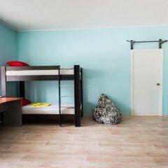 Like Hostel Tula Кровать в общем номере с двухъярусной кроватью фото 11