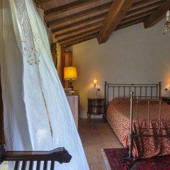 Отель Podere Il Castello Ареццо комната для гостей фото 3