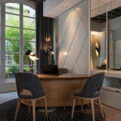 Отель MILLESIME Париж удобства в номере фото 4