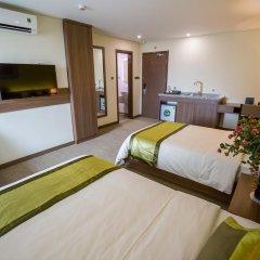 Hotel Kuretakeso Tho Nhuom 84 4* Стандартный номер фото 21