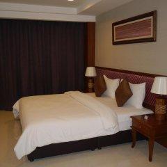 Отель True Siam Rangnam Бангкок комната для гостей фото 8