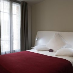 Отель Mercure Paris Levallois Perret 4* Стандартный номер с различными типами кроватей фото 2