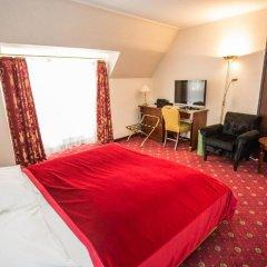 Отель Mailberger Hof 4* Стандартный номер фото 15