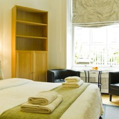 Апартаменты Studios 2 Let Serviced Apartments - Cartwright Gardens Студия с различными типами кроватей фото 15