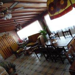 Отель Posada La Capía питание