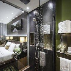 Отель The Continent Bangkok by Compass Hospitality 4* Стандартный номер с различными типами кроватей фото 12