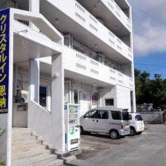 Отель Crystal Inn Onna 3* Стандартный номер фото 4