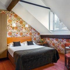 Отель Hôtel Saint Paul Rive Gauche 4* Стандартный номер с различными типами кроватей фото 10