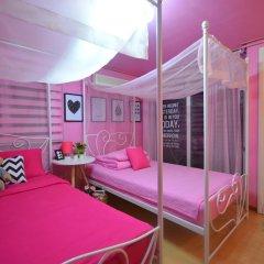 Отель Han River Guesthouse 2* Студия с различными типами кроватей фото 36