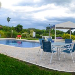 Finca Hotel La Marsellesa бассейн фото 2