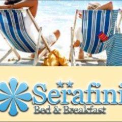 Отель Albergo B&b Serafini Римини помещение для мероприятий фото 2