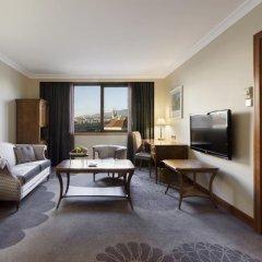 Sheraton Zagreb Hotel 5* Номер Делюкс с различными типами кроватей фото 8