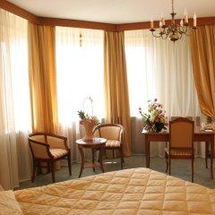 Президент-Отель 4* Номер Делюкс с двуспальной кроватью фото 8