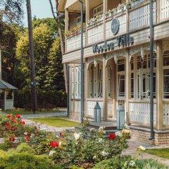 Отель Aparthotel Wooden Villa фото 7