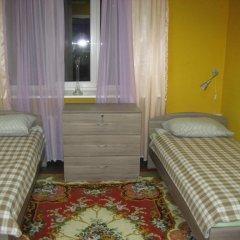 Хостел Сан Кровати в общем номере с двухъярусными кроватями фото 2