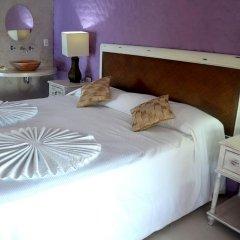 Отель Cielito Holbox 3* Стандартный номер с различными типами кроватей фото 4