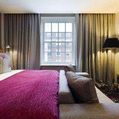 Apex City of Glasgow Hotel 4* Стандартный номер с двуспальной кроватью