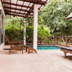 Отель Coco Palm Beach Resort 3* Вилла с различными типами кроватей фото 16
