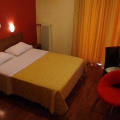 Hotel Exarchion 2* Стандартный номер разные типы кроватей фото 6