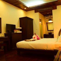 Отель Villa Chitchareune 3* Номер Делюкс с 2 отдельными кроватями