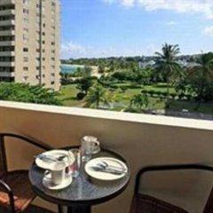Отель Beach-side condos at Turtle Beach Towers балкон