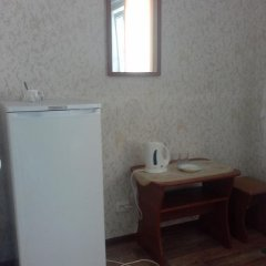 Гостевой дом Простор Стандартный семейный номер с двуспальной кроватью фото 3