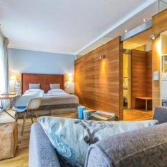 Hotel & Villa Auersperg 4* Номер Small garden с различными типами кроватей фото 4