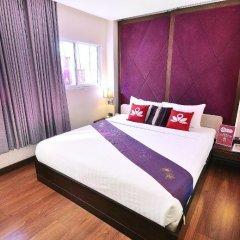 Отель ZEN Rooms Sukhumvit Soi 10 3* Стандартный номер с различными типами кроватей фото 2