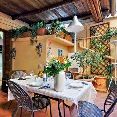 Отель Restart Accomodations Rome Рим питание